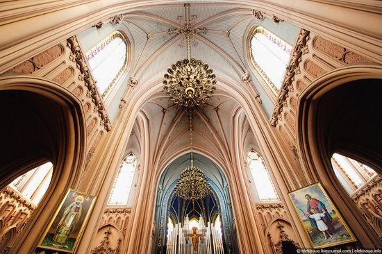 St Nicholas Church - House of Organ Music, Kiev, Ukraine view 2