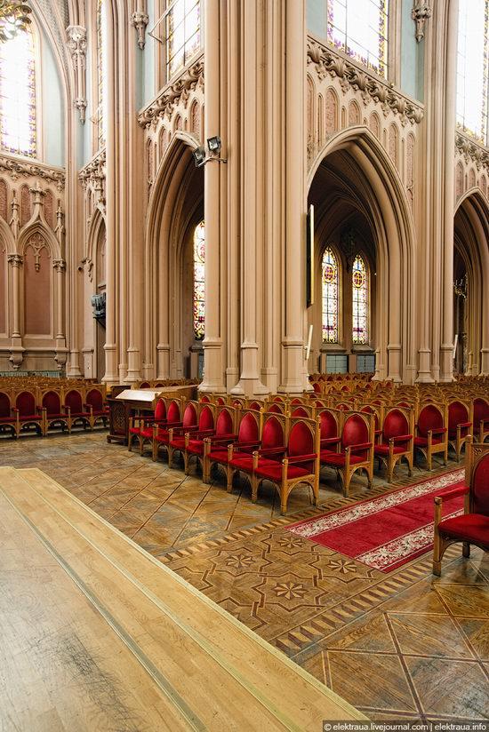 St Nicholas Church - House of Organ Music, Kiev, Ukraine view 3