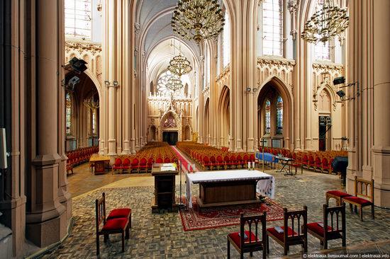 St Nicholas Church - House of Organ Music, Kiev, Ukraine view 4