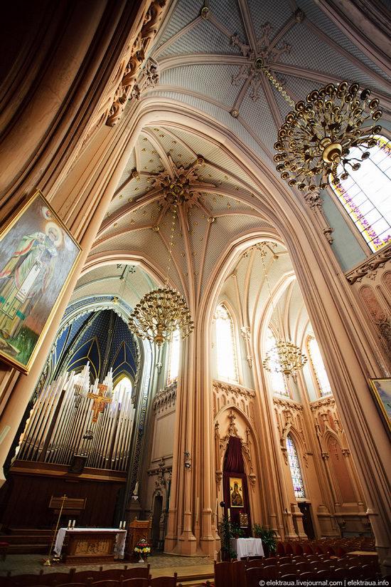 St Nicholas Church - House of Organ Music, Kiev, Ukraine view 5