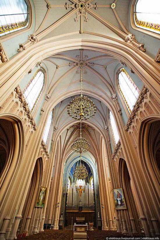 St Nicholas Church - House of Organ Music, Kiev, Ukraine view 6