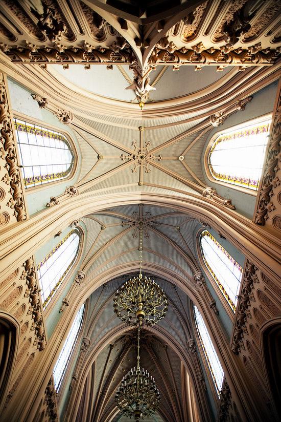 St Nicholas Church - House of Organ Music, Kiev, Ukraine view 7
