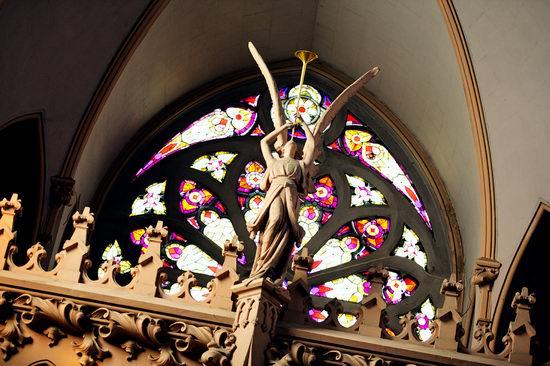 St Nicholas Church - House of Organ Music, Kiev, Ukraine view 8