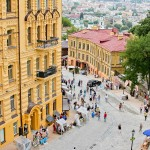 Andrew's Descent – one of the main sights of Kiev