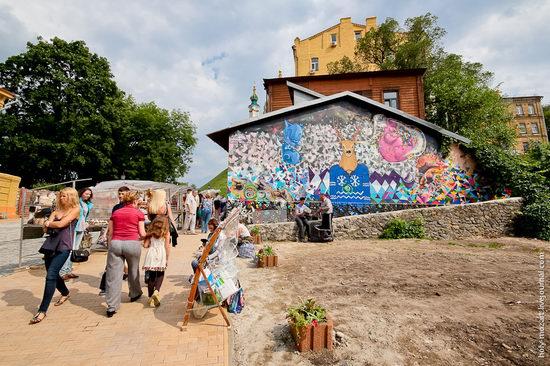 Andrew's Descent, Kiev, Ukraine view 11