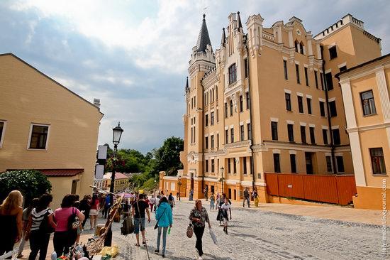 Andrew's Descent, Kiev, Ukraine view 12