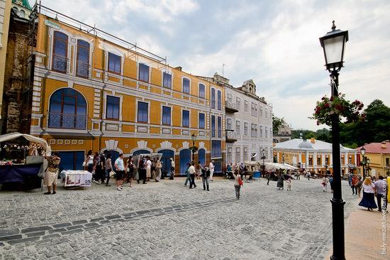 Andrew's Descent, Kiev, Ukraine view 13
