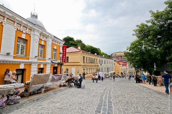 Andrew's Descent, Kiev, Ukraine view 15