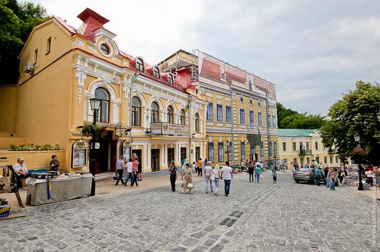Andrew's Descent, Kiev, Ukraine view 16