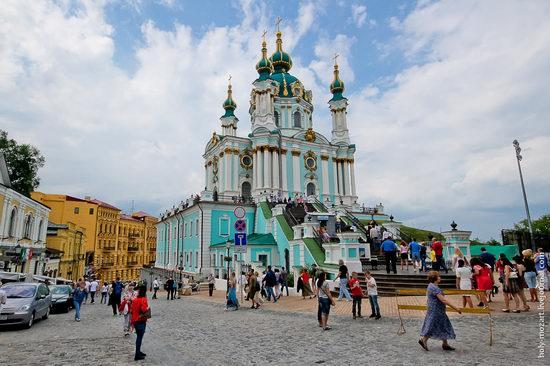 Andrew's Descent, Kiev, Ukraine view 2