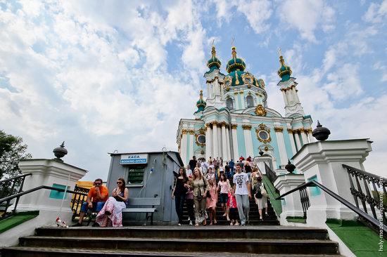 Andrew's Descent, Kiev, Ukraine view 3