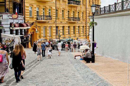 Andrew's Descent, Kiev, Ukraine view 8