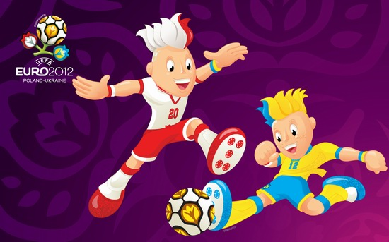Euro 2012 mascots, Poland and Ukraine 10