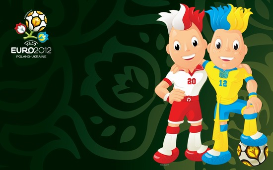 Euro 2012 mascots, Poland and Ukraine 2