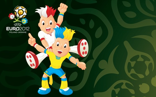 Euro 2012 mascots, Poland and Ukraine 3