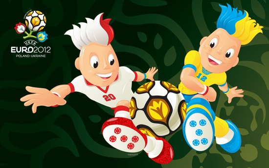 Euro 2012 mascots, Poland and Ukraine 4