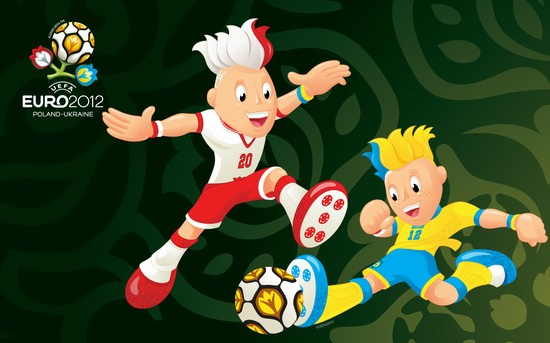 Euro 2012 mascots, Poland and Ukraine 5