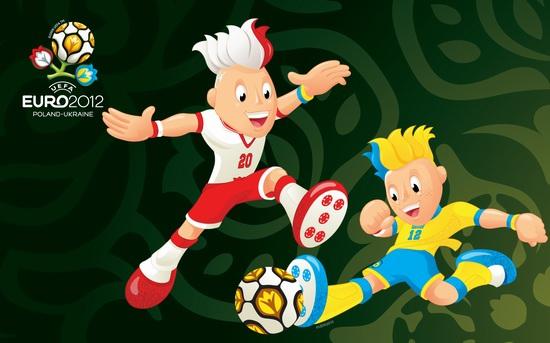 Euro 2012 mascots, Poland and Ukraine 5