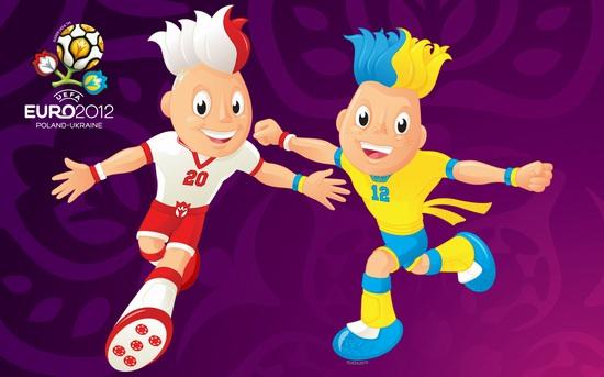 Euro 2012 mascots, Poland and Ukraine 6