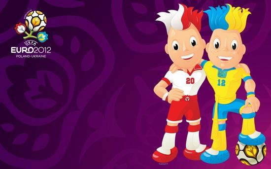 Euro 2012 mascots, Poland and Ukraine 7