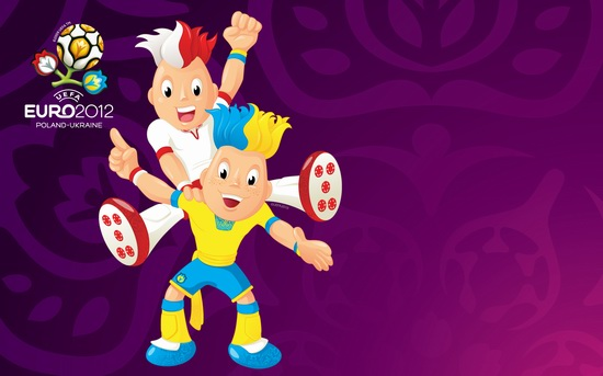 Euro 2012 mascots, Poland and Ukraine 8