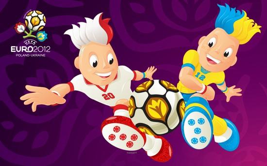 Euro 2012 mascots, Poland and Ukraine 9