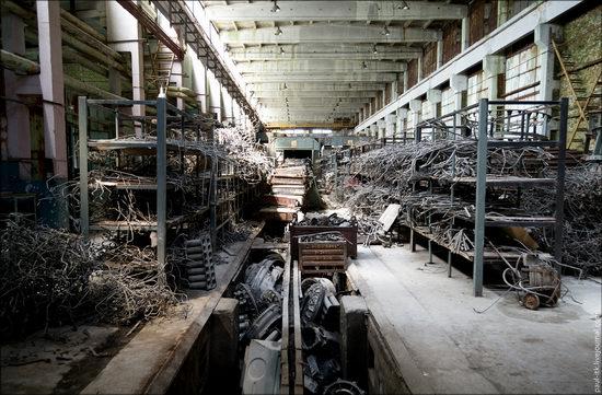 Kharkov tank repair plant, Ukraine view 23