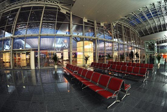 New terminal D, Borispol airport, Ukraine view 13
