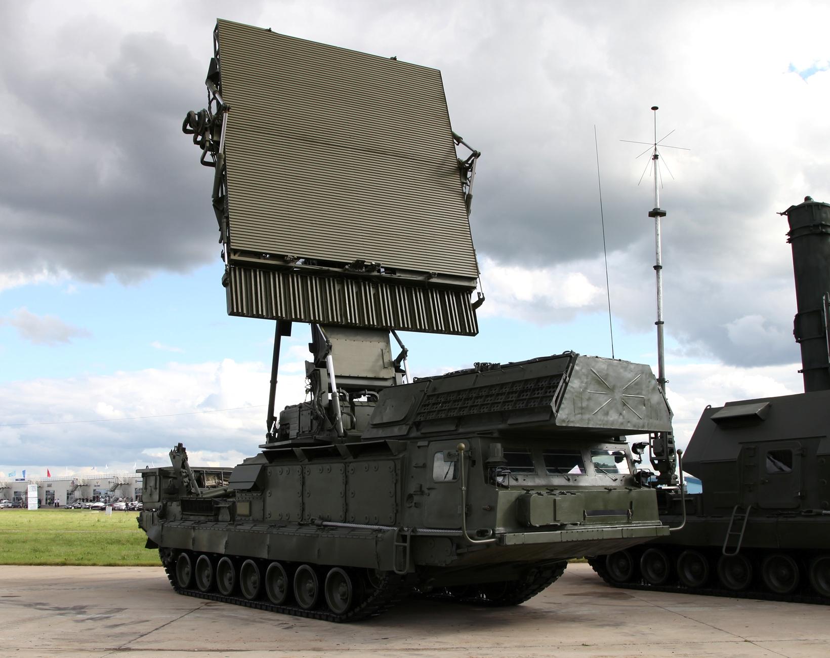 موسوعه الرادارت الروسيه فئه  X-band / VHF-Band / L-Band / UHF Band / S-Band 9S15M-radar-S-300-air-defence-system
