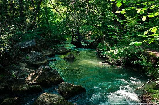 Chernaya River, Sevastopol, Crimea, Ukraine view 1