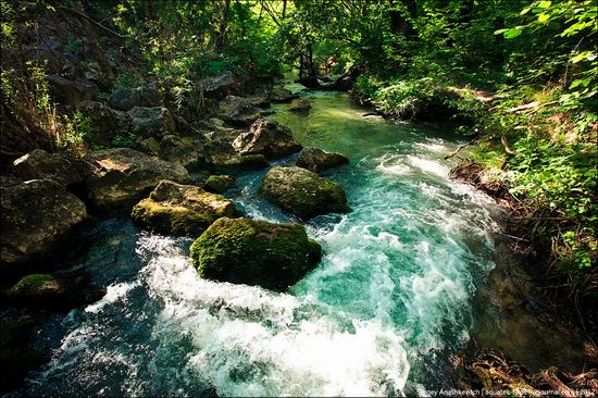 Chernaya River, Sevastopol, Crimea, Ukraine view 2