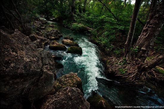 Chernaya River, Sevastopol, Crimea, Ukraine view 3