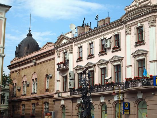 Ivano-Frankivsk city, Ukraine photo 1