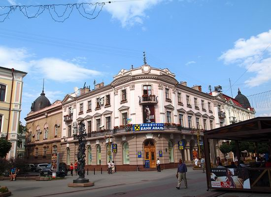 Ivano-Frankivsk city, Ukraine photo 11