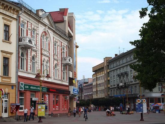 Ivano-Frankivsk city, Ukraine photo 22