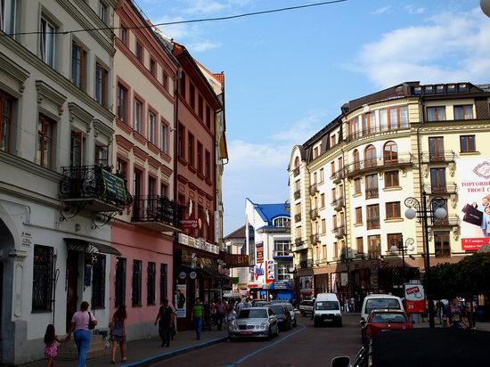 Ivano-Frankivsk city, Ukraine photo 27