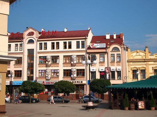 Ivano-Frankivsk city, Ukraine photo 28