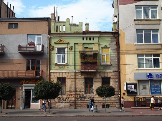 Ivano-Frankivsk city, Ukraine photo 4