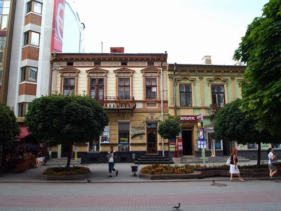 Ivano-Frankivsk city, Ukraine photo 6