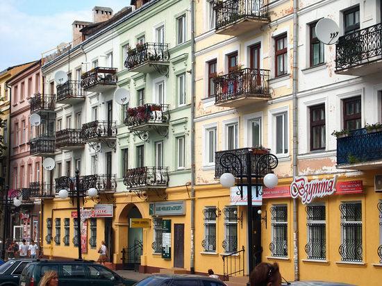 Ivano-Frankivsk city, Ukraine photo 8
