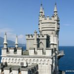 Swallow's Nest – medieval knight's castle in Crimea
