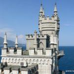 Swallow's Nest – medieval knight's castle in Crimea