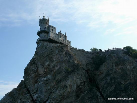 Swallow's Nest castle, Crimea, Ukraine photo 10