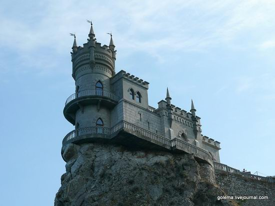 Swallow's Nest castle, Crimea, Ukraine photo 11