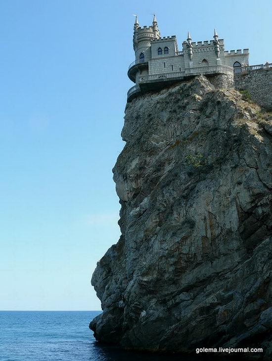 Swallow's Nest castle, Crimea, Ukraine photo 4