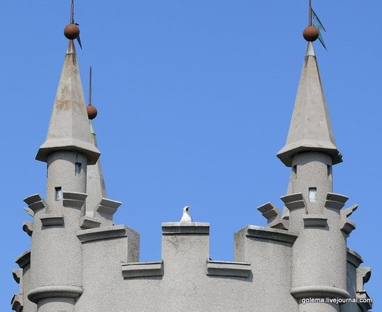 Swallow's Nest castle, Crimea, Ukraine photo 7