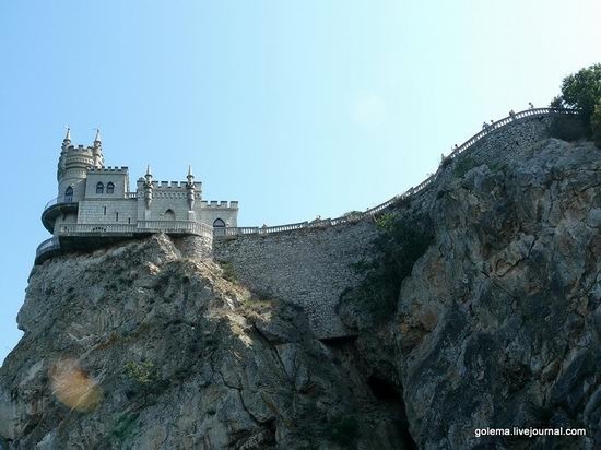 Swallow's Nest castle, Crimea, Ukraine photo 9