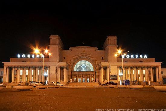 Dnepropetrovsk railway station, Ukraine photo 1