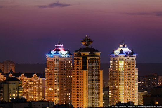 Kiev city, Ukraine evening time view 10