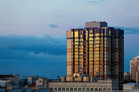 Kiev city, Ukraine evening time view 12